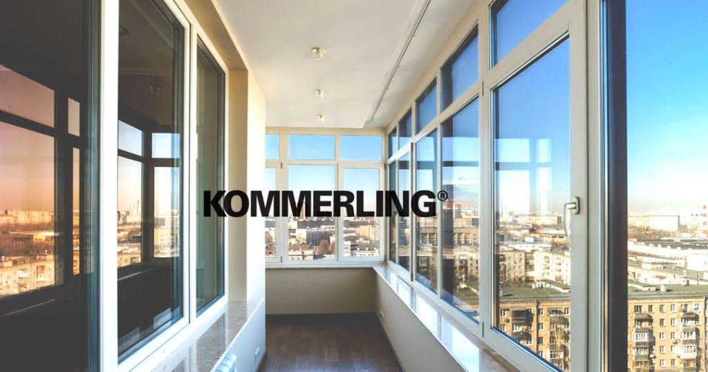 Ventanas de PVC Kommerling - Aluminios Navarro