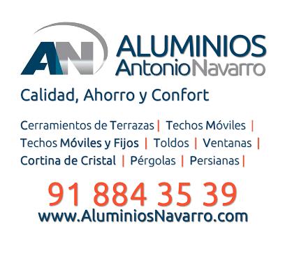 Empresa de aluminios en Madrid