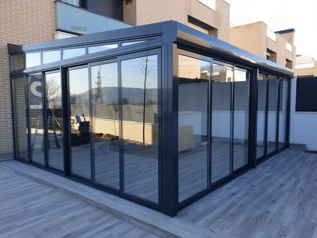 Cerramientos de Aluminio y PVC en Madrid