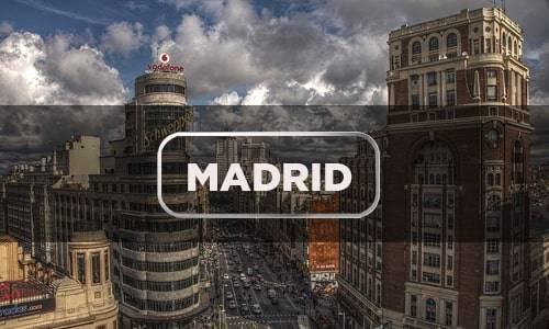 Toldos en Madrid