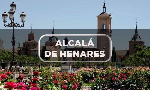 Lonas y toldos en Alcalá de Henares
