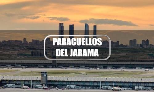 Lonas y toldos en Paracuellos del Jarama