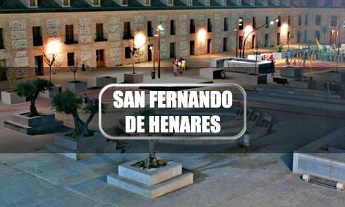 Lonas y toldos en San Fernando de Henares