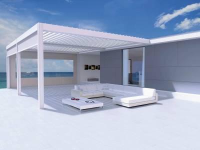 Pérgolas y verandas